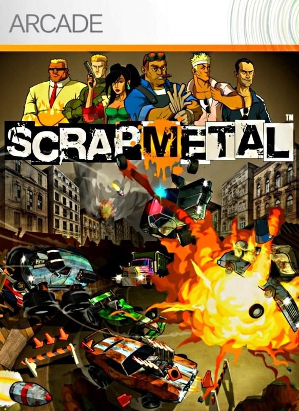 Scrap Metal E